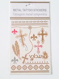 Metallic tattoo 13