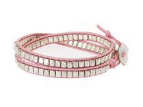 Armband Meredith Silver Rosa