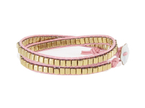 Armband Meredith Guld Rosa
