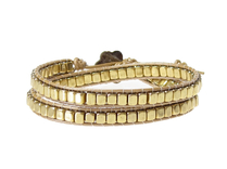 Armband Meredith Guld Beige