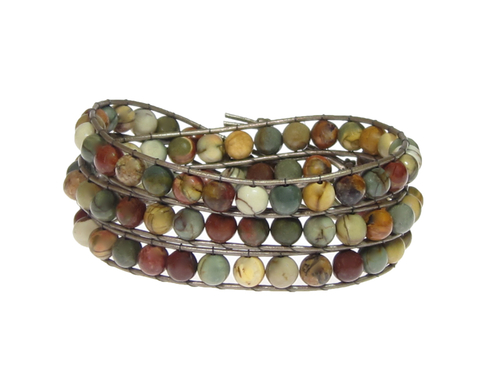 Armband Kendra Picassojaspis 