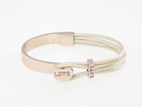 Armband Love Rose Pärlemovit