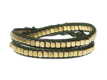 Armband Meredith Guld Army