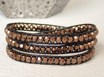 Armband Kendra Minor Light Bronze