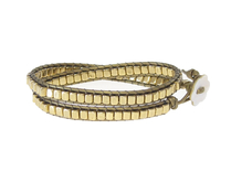 Armband Meredith Guld Tota