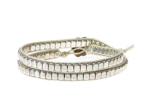 Armband Meredith Silver Prlemovit